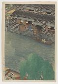 view Daikon Embankment, from the series Twelve Scenes of Tokyo digital asset number 1