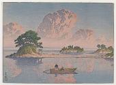 view Kujukushima island, Shimabara, from the series Selection of scenes of Japan digital asset number 1
