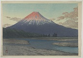 view Fuji River digital asset number 1