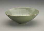 view Bowl with molded design of peony digital asset number 1