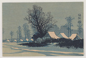 view Dwellings and trees digital asset number 1