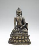 view Shakyamuni (or possibly Akshobhya) Buddha digital asset number 1
