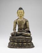 view Shakyamuni (possibly Akshobhya) Buddha digital asset number 1