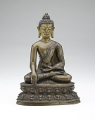 view Shakyamuni (or Akshobhya) Buddha digital asset number 1