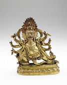 view Six-armed Hayagriva digital asset number 1