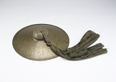 view Pair of Large Cymbals with Carrying Case digital asset number 1