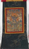 view Thangka of between-state Heruka Mother-Father digital asset number 1