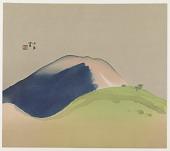 view Mt. Fuji, from the series Seihō's Masterworks digital asset number 1