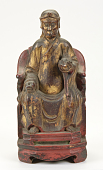 view Seated Monkey King digital asset number 1