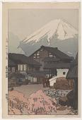 view Funatsu, from the series Ten Views of Fuji digital asset number 1