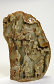 view Carving with figures digital asset number 1