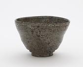 view Asahi ware tea bowl in Gohon style digital asset number 1