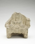 view Seated Buddha (fragment) digital asset number 1