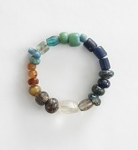 view String of twenty-two beads digital asset number 1