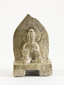 view Seated Buddha with figures digital asset number 1