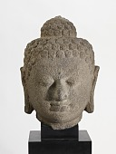 view Head of the Buddha digital asset number 1