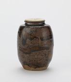 view Tea caddy, katatsuki type digital asset number 1