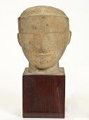 view Head from a figure of a man digital asset number 1