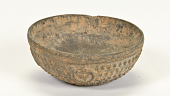 view Bowl with relief decoration digital asset number 1