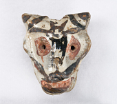view Whistle in the shape of an ox head digital asset number 1