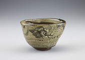 view Tea bowl, in style of E-Karatsu ware digital asset number 1