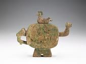 view Ritual vessel (<i>huo</i>) digital asset number 1
