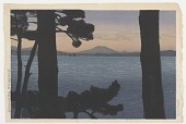 view Sunset, West Park, Fukuoka digital asset number 1