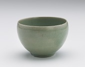 view Cup with incised floral decoration digital asset number 1