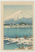 view Lake Kawaguchi digital asset number 1