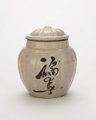 view Jar with lid digital asset number 1
