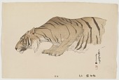 view Tiger, from the series At the Zoological Garden digital asset number 1