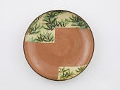 view Dish with design of grasses digital asset number 1