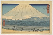 view Hara, from the series, Fifty-three Stations along the Tokaido digital asset number 1