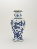 view Vase, one of a pair with F1993.8.1 digital asset number 1