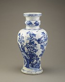 view Vase, one of a pair with F1993.8.2 digital asset number 1