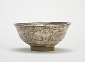 view Tea bowl, mishima type digital asset number 1