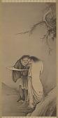 view The Chinese Taoist Immortals, Han-shan and Shih-te (Kanzan and Jittoku) digital asset number 1