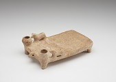 view Tray with miniature animals and vessels digital asset number 1