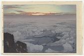 view Rising Sun, from the series Ten Views of Fuji digital asset number 1