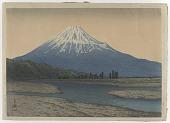 view The Fuji river digital asset number 1