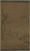 view The Studious Woodcutter Zhu Maichen digital asset number 1