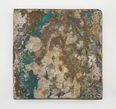 view Tile, large, square. Restored at one corner and center of one edge digital asset number 1