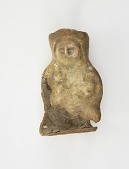 view Fragment of a mother and child form, modelled hollow. Mended digital asset number 1