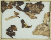 view Fragments Nos. 14, 15 and 16, mounted under glass digital asset number 1