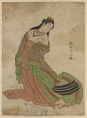 view The Third Princess (Nyosan no miya) and Her Cat digital asset number 1