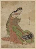 view The Third Princess (Nyosan no miya) and Her Cat digital asset number 1