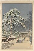 view Ikegami Honmonji (1931) digital asset number 1