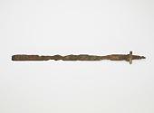 view Iron sword; bronze hilt guard digital asset number 1