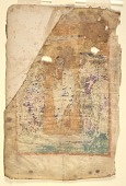 view Folio III from a manuscript of the Gospels digital asset number 1