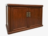view Huang-hua-li wood cabinet, one of a pair with F1989.58 digital asset number 1